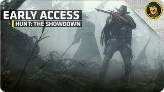 Download Early Access: Hunt: The Showdown - An ″Okay″ Experience? Video