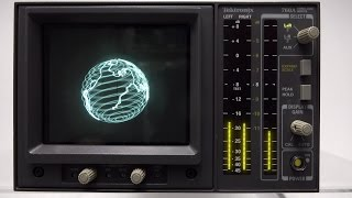 Download Oscilloscope Music - Pictures from Sound Video