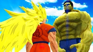 Download GOKU vs HULK - Epic Battle Video