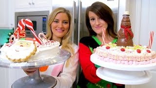 Download Christmas Cake Decorating Challenge! Video