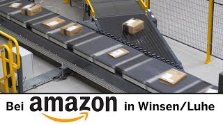 Download Versandfabrik Amazon: Einblick in das Logistikzentrum Winsen Video