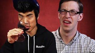 Download Cheap Vs. Expensive Wine Taste Test Video