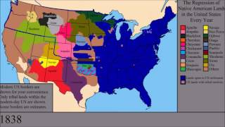 Download The Loss of Native American Lands Within the US: Every Year Video