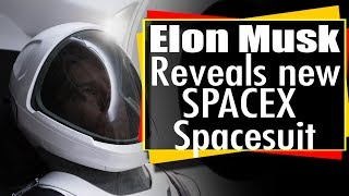 Download Elon Musk reveals new SpaceX space suit - Spacex Spacesuit revealed Video
