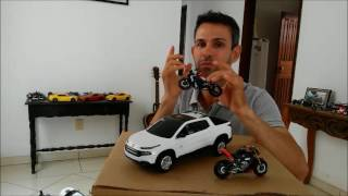 Download MINIATURAS DE MOTOS E CARROS TOP! Video