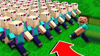Download 100,000 ASWDFZXCVB vs HEROBRINE! Video