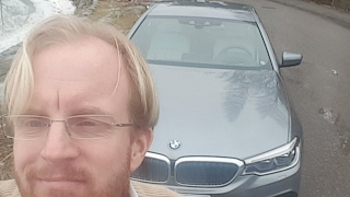 Download (Livestreamed) G30 NEW BMW 540i X-Drive live first impressions Video