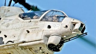 Download First US Military 360 Video of the AH-1Z Viper Military Helicopter Aircraft Video