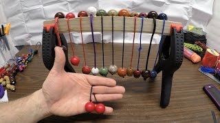 Download How to Make a Juggling Bead Begleri Fidget for $2 or Less Tutorial Video