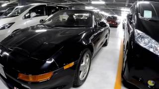 Download 1992 Toyota MR2 GT Turbo Coupe at Japan (JDM) Car Auction Video