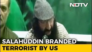 Download Syed Salahuddin Is Global Terrorist, Says US Ahead Of PM Modi-Trump Meet Video