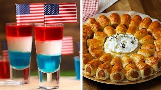 Download 18 Tasty 4th of July Party Recipes Video