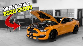 Download IS THE 2019 GT350 STILL BETTER THAN THE 2020 SHELBY GT500? Video