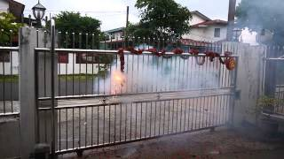 Download Longest Chinese Firecrackers Video