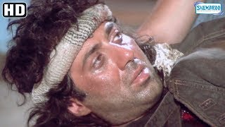 Download Climax Scene 'Jeet ' (HD ) - Sunny Deol, Salman Khan, Karisma Kapoor - Superhit Bollywood Movie Video
