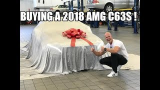 Download Taking Delivery Of My 2ND Mercedes AMG C63s in 3 MONTHS ! Video