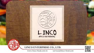 Download The king of food spices manufacturer, LINCO Enterprise Co., Ltd Video