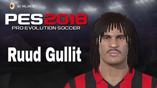 Download PES 2018 - Gullit Video