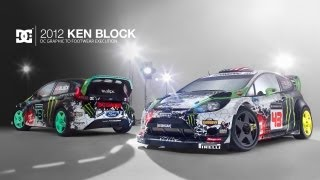 Download DC SHOES: 2012 KEN BLOCK DC GRAPHIC TO FOOTWEAR EXECUTION Video
