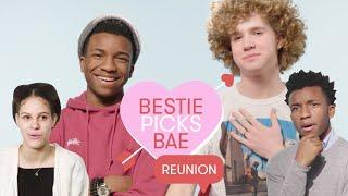 Download Bestie Picks Bae Reunion: Jared and Kijani | Bestie Picks Bae Video