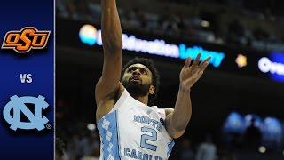 Download North Carolina vs. Oklahoma State Men's Basketball Highlights (2016-17) Video