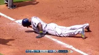 Download MLB Picked Off at 3rd Base Video