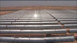 Download euronews hi-tech - Morocco makes renewable energy progress while the sun shines Video