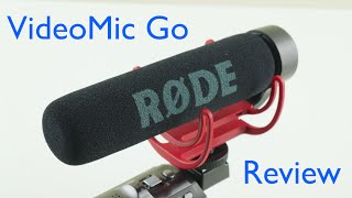 Download Rode Videomic GO Review with Indoor and Outdoor Test Video