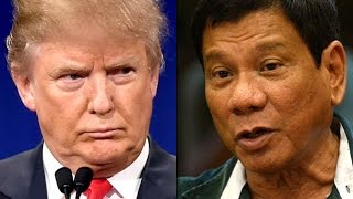 Download Trump Praises Dangerous Psychopathic President Of The Philippines Video