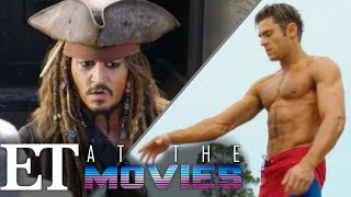 Download ″Baywatch″ and ″Dead Men Tell No Tales″ Breakdown   ET at the Movies Video