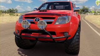 Download Toyota Hilux Arctic Trucks AT38 2007 - Forza Horizon 3 - Test Drive Free Roam Gameplay (HD) [1080p] Video