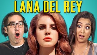 Download ADULTS REACT TO LANA DEL REY Video