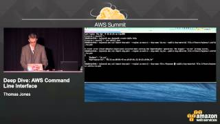 Download Deep Dive: AWS Command Line Interface Video
