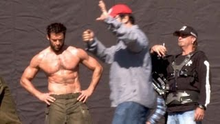 Download THE WOLVERINE Making Of Video [B-Roll] Video