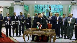 Download Egypt: Hamas and Fatah sign deal to end Gaza division Video
