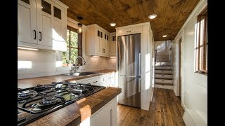 Download Tiny House Builder's Dream Home Design Video