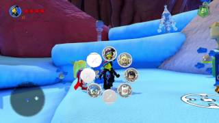Download LEGO® DIMENSIONS™ - Use Glitched Hired Heroes to Access New Worlds! Video
