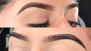 Download Eyebrow Tutorial | updated routine/ ABH Dipbrow Pomade Video