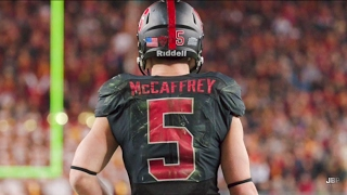 Download Shiftiest Player in the PAC-12 || Stanford RB Christian McCaffrey 2016 Highlights ᴴᴰ Video