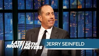 Download Jerry Seinfeld Does Not Want to Be Here - Late Night with Seth Meyers Video