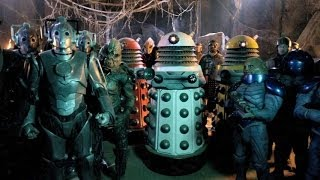 Download Top 10 Doctor Who Villains Video