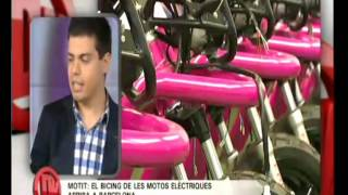 Download Motit en TV3- alquiler motos electricas Video