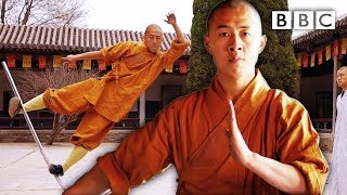 Download The extraordinary final test to become a Shaolin Master | Sacred Wonders - BBC Video