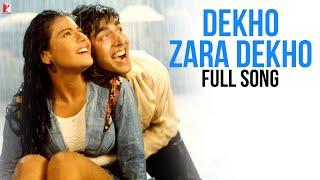 Dekho Zara Dekho Full Song , Yeh Dillagi , Akshay Kumar , Kajol , Lata Mangeshkar , Kumar Sanu