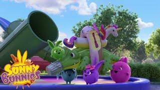 Download Cartoons for Children | SUNNY BUNNIES - Twists And Turns | New Episode | Season 4 | Cartoon Video