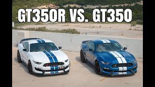 Download Shelby GT350R vs. GT350 - What Are The Differences? Video