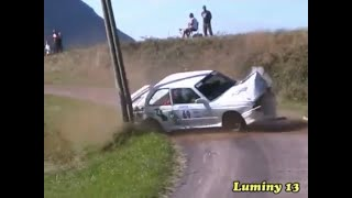 Download Rallye Best of 2010 crash and mistakes rally sortie de route Video