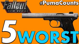 Download Top 5 Worst Guns and Weapons in Fallout: New Vegas #PumaCounts Video