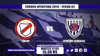 Download Lugano vs Sportivo Barracas - Martes 17/09, 15:30hs. EN VIVO Video