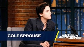 Download Cole Sprouse Recites Creepy Poetry He Wrote As a Child Video